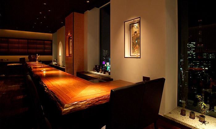 三井ガーデンホテル銀座プレミアのレストラン