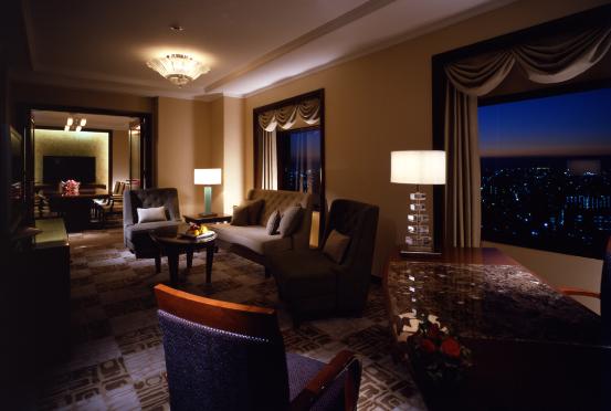 ホテルメトロポリタンの客室