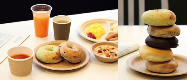 品川プリンスホテル Nタワーの朝食