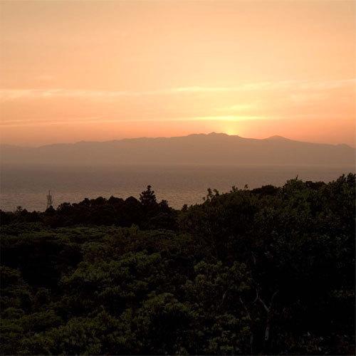 伊豆大島 ホテル&リゾート マシオからの風景