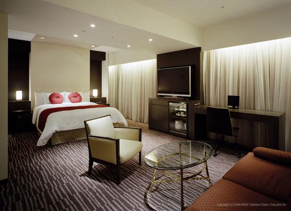 コートヤード・マリオット 銀座東武ホテルの客室