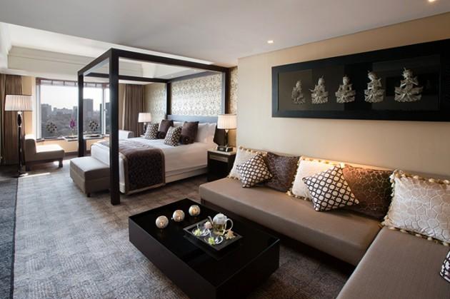 ホテル インターコンチネンタル 東京ベイの客室