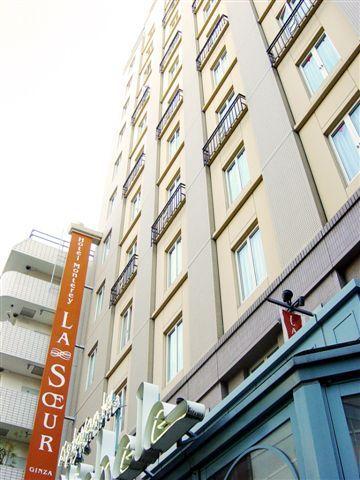 パリの小粋なアパルトマンに暮らすような「ホテルモントレ ラ・スール ギンザ」