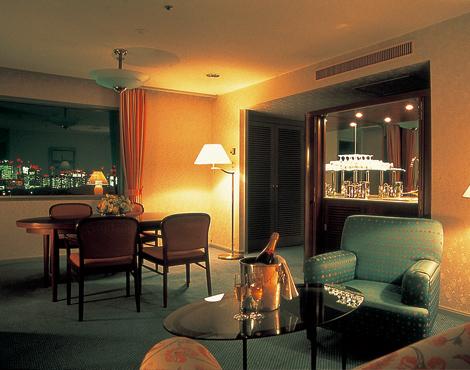 ホテルグランドパレスの客室