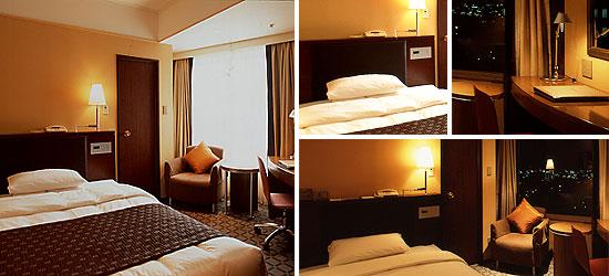 ANAインターコンチネンタルホテル東京の客室