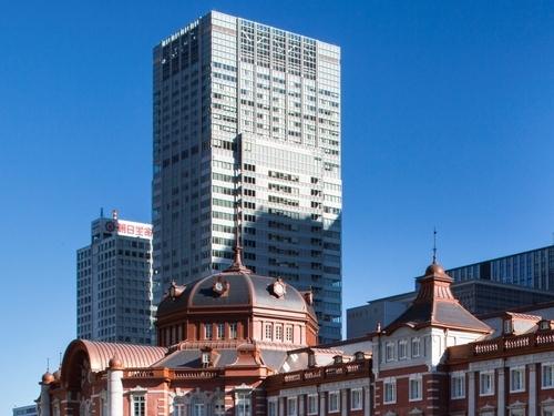 東京駅上空の天空ホテル「ホテルメトロポリタン丸の内」