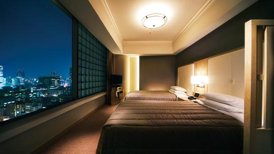 ホテルグランドアーク半蔵門の客室