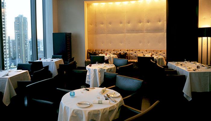 パークホテル東京のレストラン