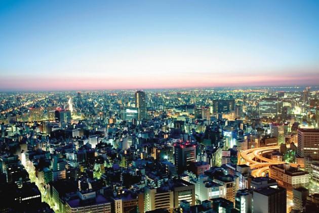 マンダリンオリエンタル東京からの景色