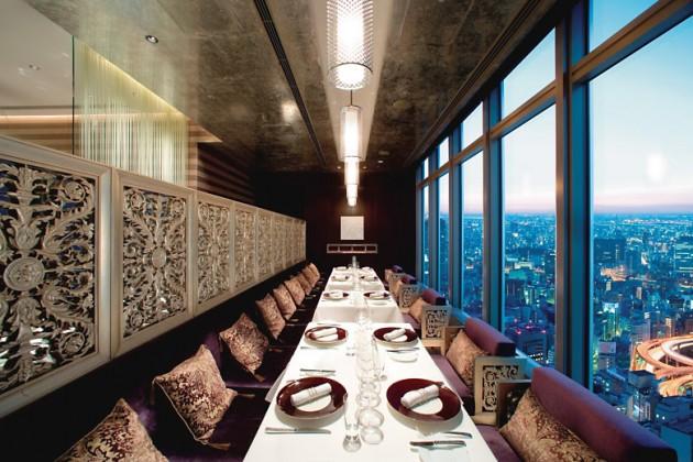 マンダリンオリエンタル東京のレストラン