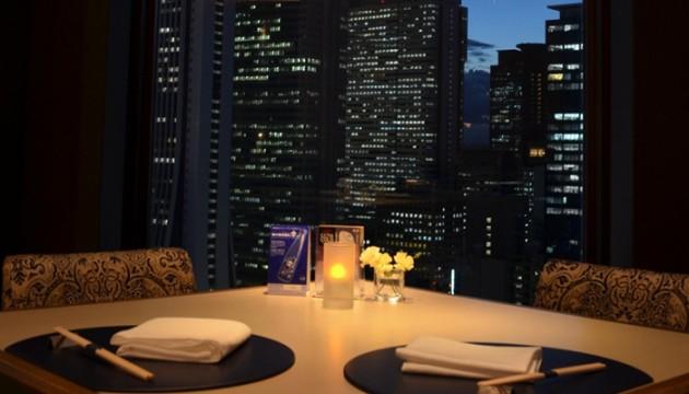新宿プリンスホテルのレストラン