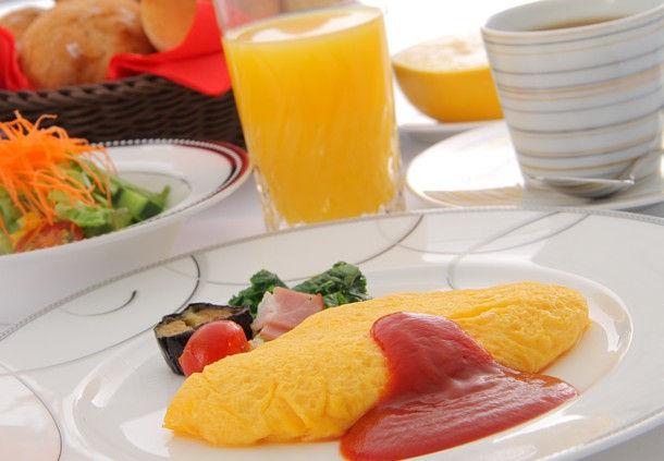 コートヤード・マリオット 銀座東武ホテルの朝食