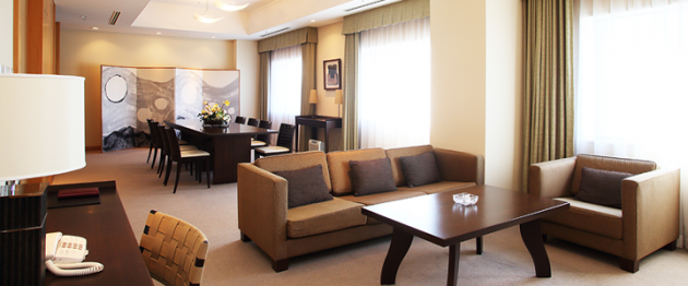 第一ホテル両国の客室