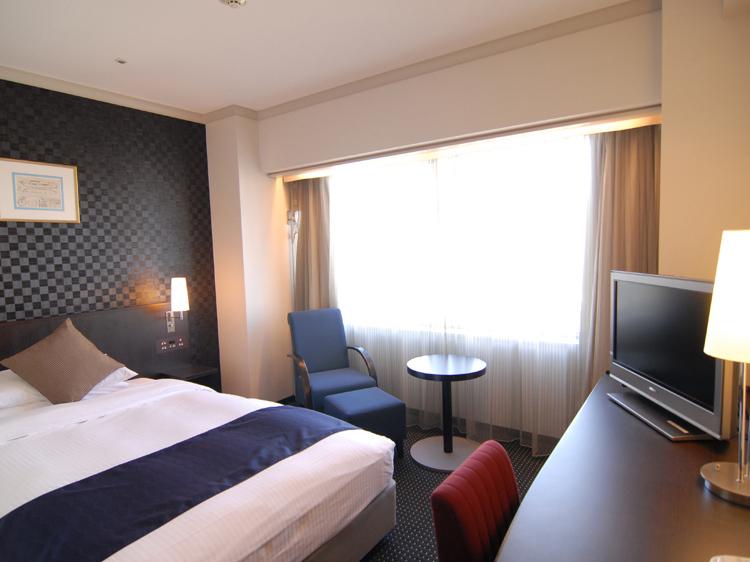第一ホテル東京シーフォートの客室