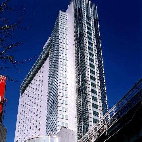 渋谷駅直結のマークシティに立地する「渋谷エクセルホテル東急」