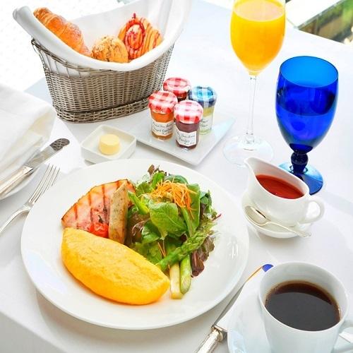 ホテル椿山荘東京の朝食