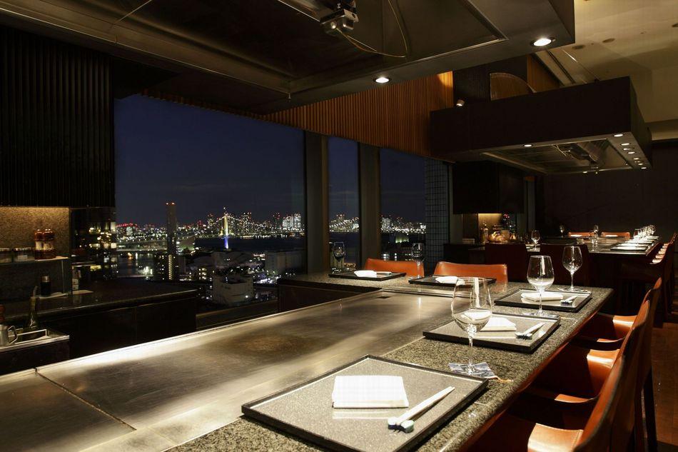 第一ホテル東京シーフォートのレストラン