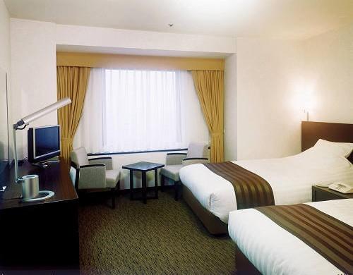 大阪第一ホテルの客室一例
