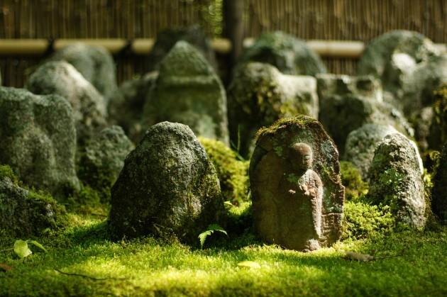 京都・化野念仏寺
