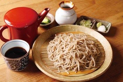 福全寺蕎麦