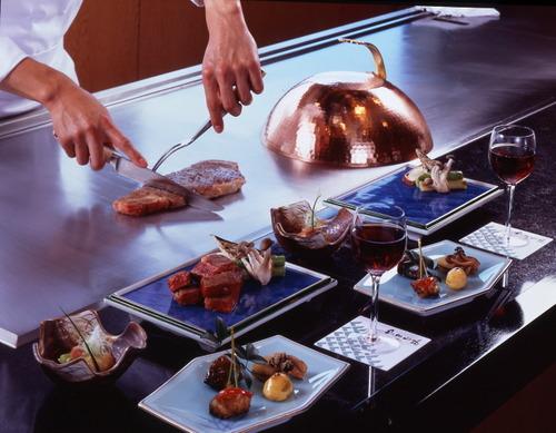 京王プラザホテル八王子のレストラン