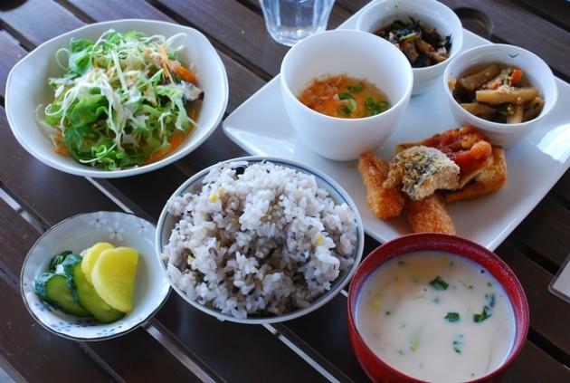 滋賀県 ソラノネ食堂 ランチ