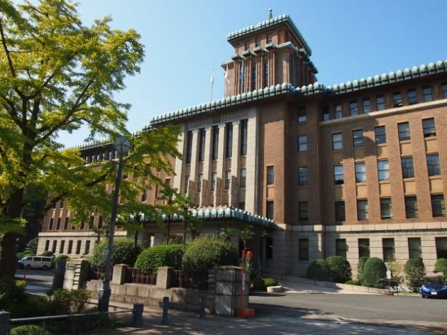 キングの塔(県庁)