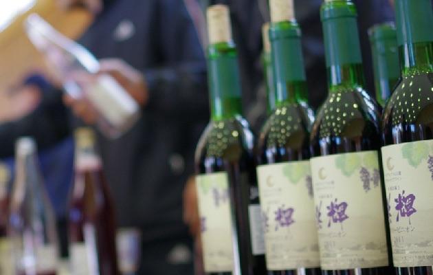 宮田村ワイン祭り