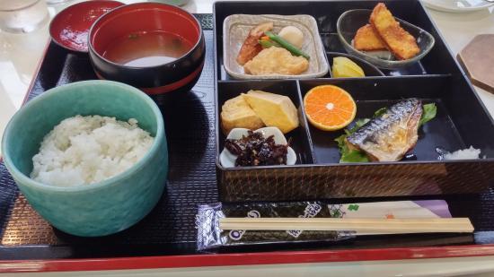 terminal-hotel-matsuyama ターミナル朝食