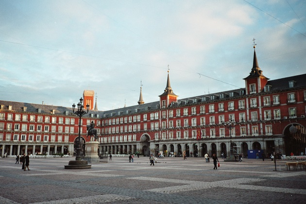 3.Plaza Mayor