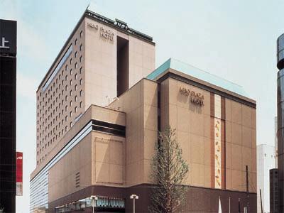 八王子における本格的シティホテル「京王プラザホテル八王子」
