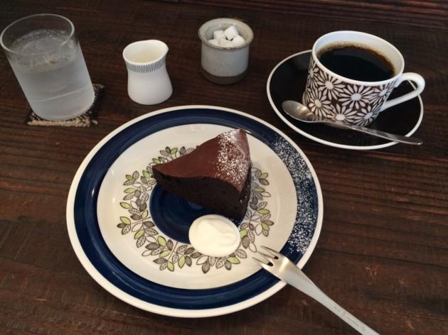 滋賀県 vokko ケーキセット