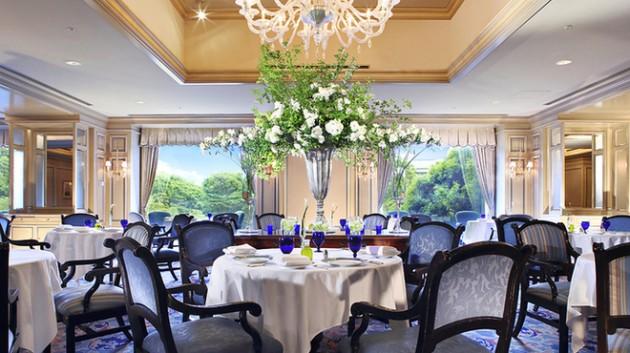 都会のオアシス「ホテル椿山荘東京のレストラン」おすすめ5選