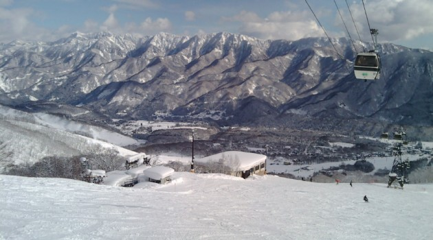 栂池高原スキー場