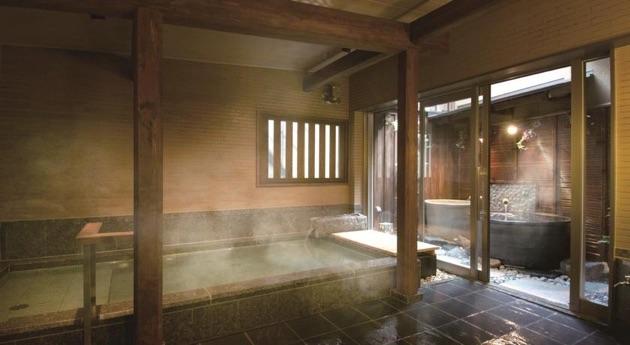 旅館田邊のお風呂