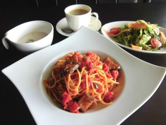 滋賀県 Cafe Bar Cervino ランチ