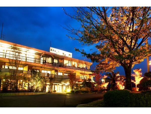 ホテル北野屋_夜景全景