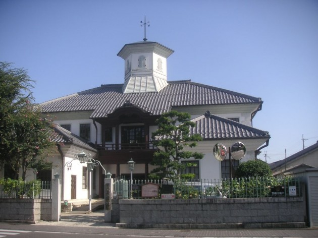 近江八幡市 白雲館