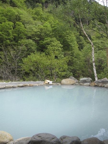 七味温泉ホテル渓山亭恵の湯のお風呂