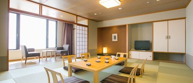 富士屋ホテル 和室15畳