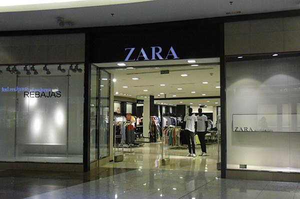 8.Zara
