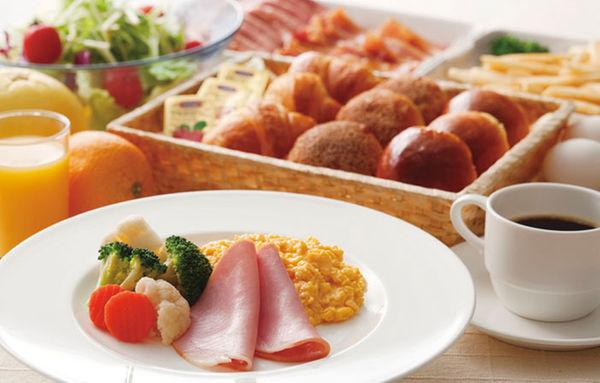 京王プラザホテル八王子の朝食