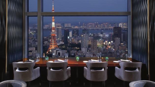 優雅な時間を愉しむ「ザ・リッツ・カールトン東京」のレストラン