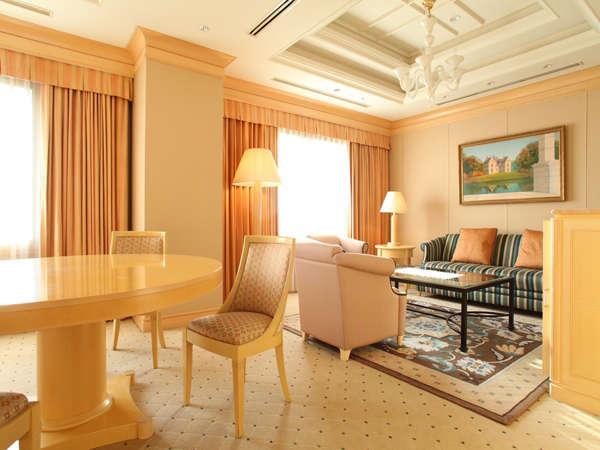 京王プラザホテル多摩の客室