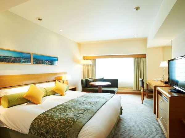 神戸ポートピアホテル部屋