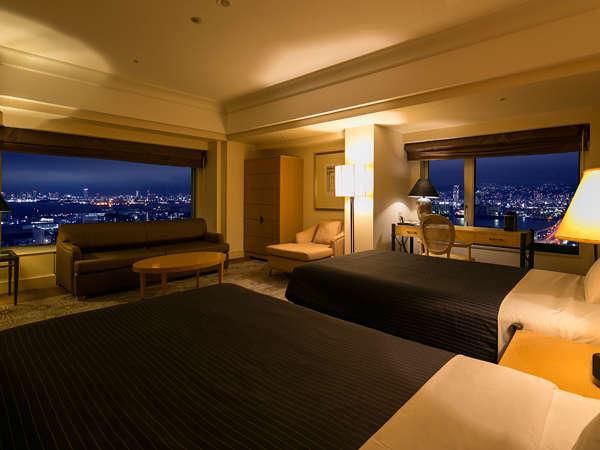 神戸ベイシェラトンホテル&タワーズ部屋