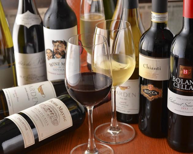 世界各国のワインが楽しめる「池袋駅」周辺のワインバー・ワインバルおすすめランキング