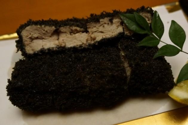 黒福多料理