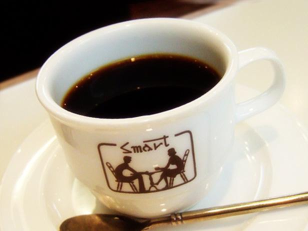 スマート珈琲店のカップ