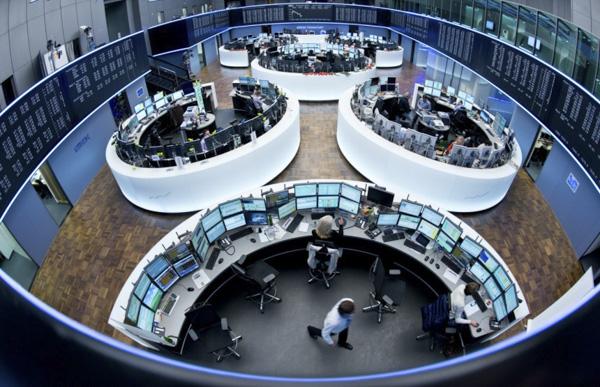 フランクフルト証券取引所